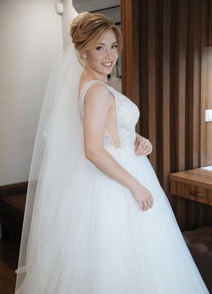 Свадебное платье 2019 недорого
