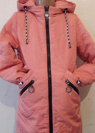 Весення -оснняя куртка для девочки