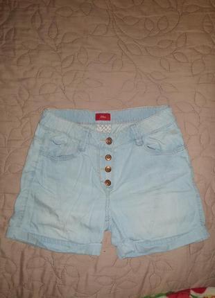 Шорты джинсовые -xxs xs