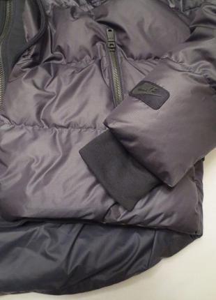 Куртка пуховая nike  uptown 550 down cocoon jacket2