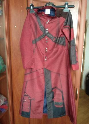 Карнавальний піджак-плащик 5-6 років ,ріст 116см,