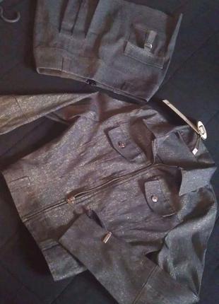 Костюм юбка кофта спідниця кофта