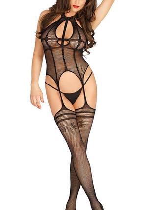 5-182 сексуальная боди сетка в упаковке бодистокинг сексуальна боді сітка эротическое