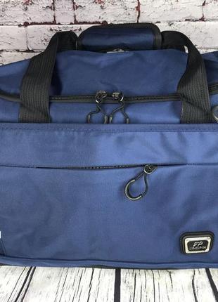 Спортивная сумка с отделом для обуви. мужская сумка для тренировок. сумка дорожная