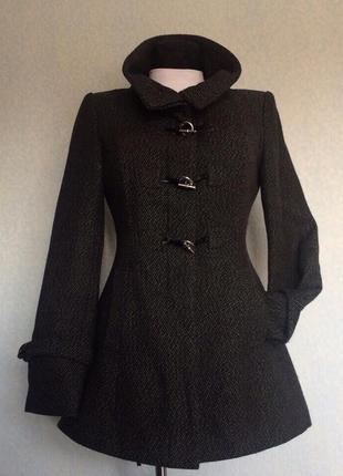 #красивенное#пальто полупальто jane norman размер 10 наш 44 цена 399грн