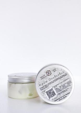 Крем «оливковый» 100мл gz