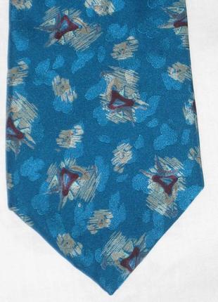 Шелковый галстук austin grey