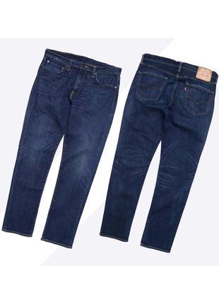 Levis 511 , 34/32 / тёмно-синие стрейчевые прямые джинсы