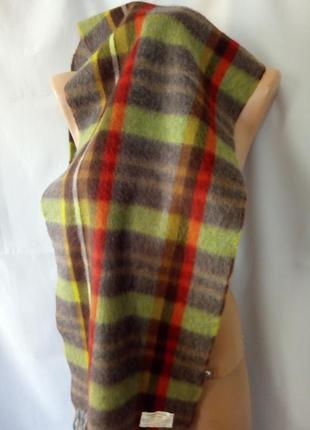 Распродажа!  теплый мягкий шерстяной шарф
