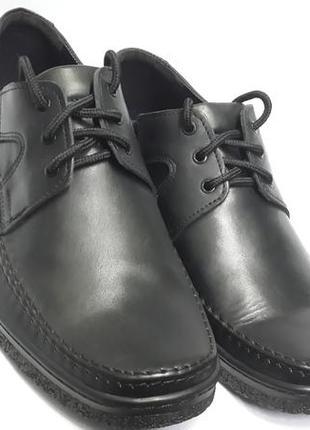 Комфортные классические туфли. legges collection shoes.