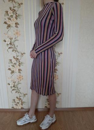 Трендовое стильное платье от zara