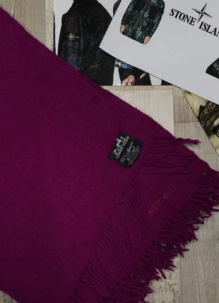 Продам жіночий великий шарф палантін-hermès paris cashemere vintage