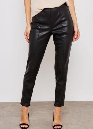 Кожаные штаны, лосины под кожу
