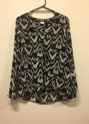 Блуза vero moda р. l. -50% на весь товар до 14.02.2020