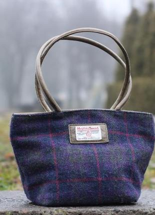 Сумка harris tweed оригинал
