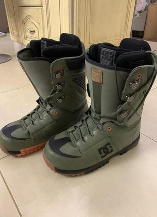 Ботинки для сноуборда dc lynx boot{11.5 us}