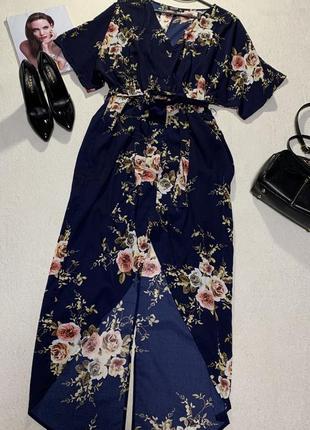 Стильное платье, размер xxl