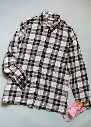 Распродажа хлопковая рубашка