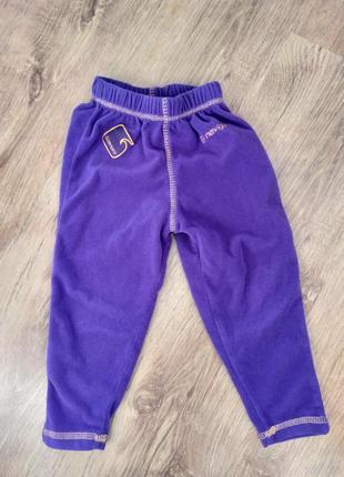 Штани штанці флісові штаны флисовые