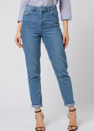 Стильные джинсы мам джинс mom