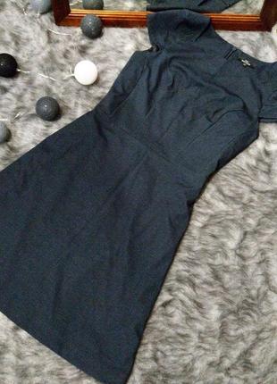 Платье с отрезной талией next
