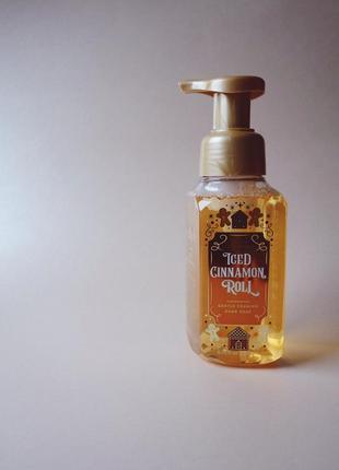 Пенное мыло bath & body works