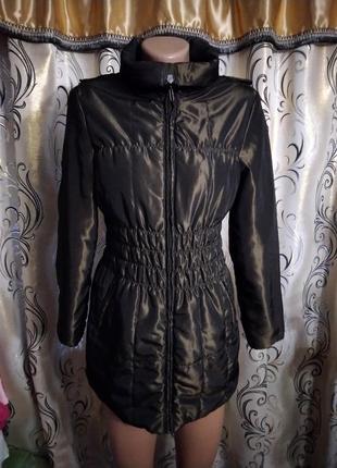 Женская демисезонная куртка david emanuel