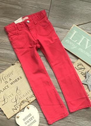 Джинсы брюки h&m 3-4г