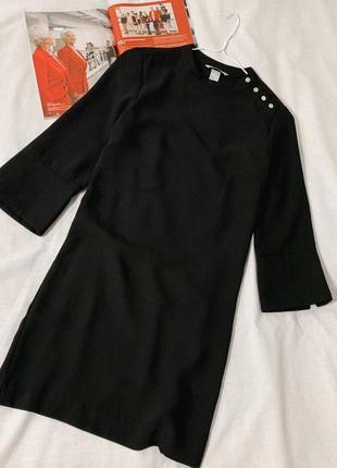 Шикарное базовое платье