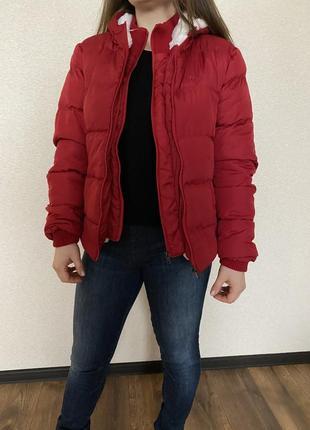 Теплая куртка lee cooper originals {m}