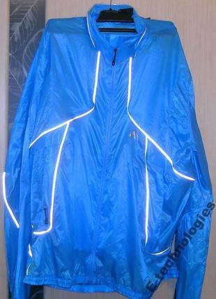 Куртка ветровка adidas x light jacket