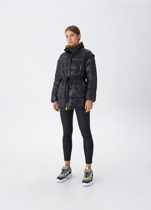 Куртка трансформер жилет жилетка