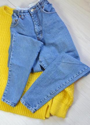 Стильні трендові джинси мом