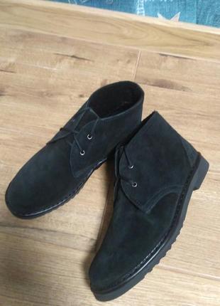 Комфортные ботинки инблу inblu