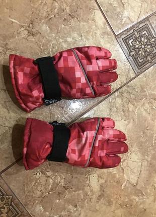 Перчатки зимние thinsulate