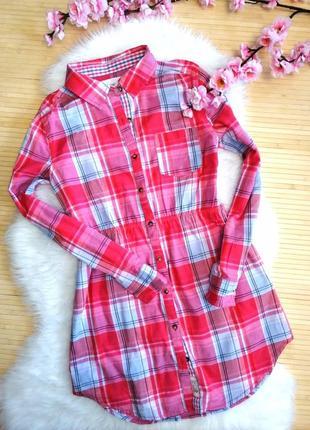 Платье -рубашка нм