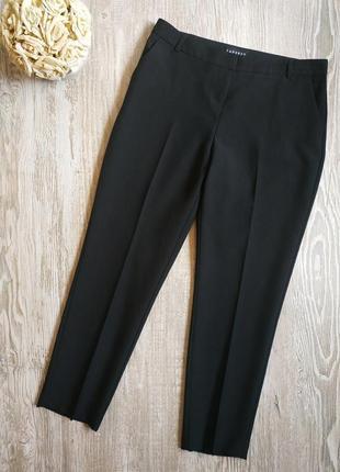 Актуальные зауженные брюки peacocks размер 12