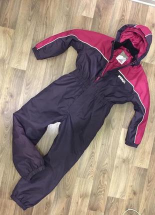 Зимний комбинезон лыжный костюм термо mckinley (австрия) р.152