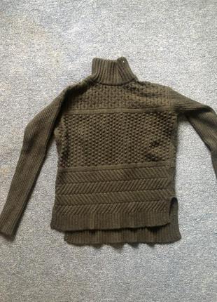 Шерстяной свитер levis