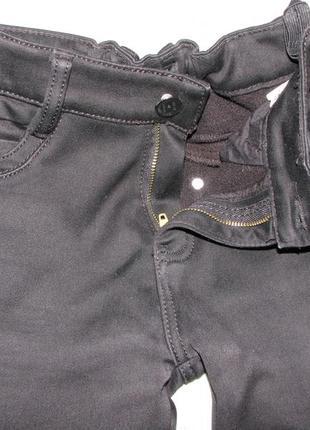 Утепленные штаны на рост 150-158