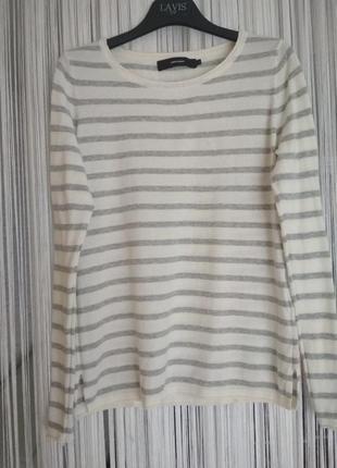 Vero moda хлопковый джемпер кофта свитер