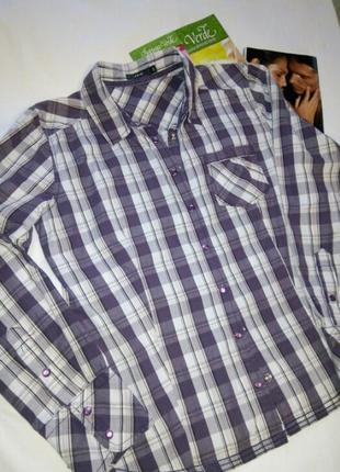 Рубашка трендовая от zero