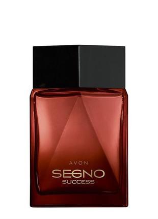 Парфюмерная вода avon segno success