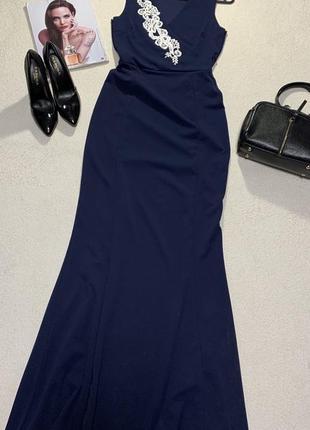 Шикарное платье,размер s
