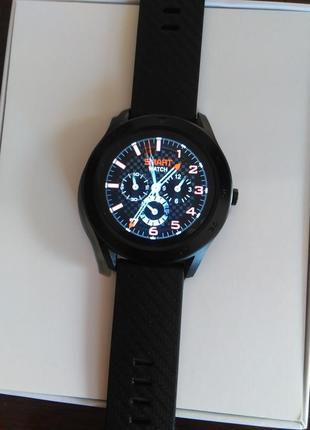 Новые, умные, сенсорные  смарт-часы no.1 dt98