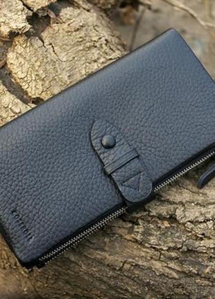 Женский кожаный кошелек из натуральной кожи жіночий шкіряний гаманець зі шкіри