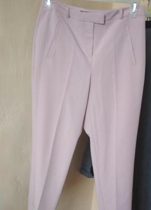Женские брюки new look розовые/пудровые