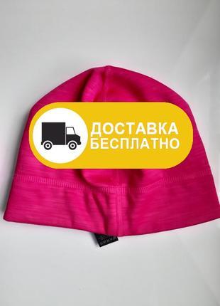 Яркая зимняя шапка snow tech tcm tchibo