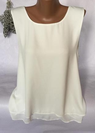 Стильная майка блуза zalando