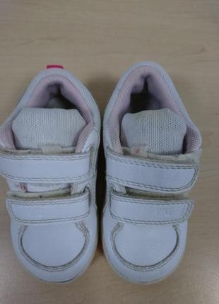 Кроссовки белые 21.5 р цена 100 грн